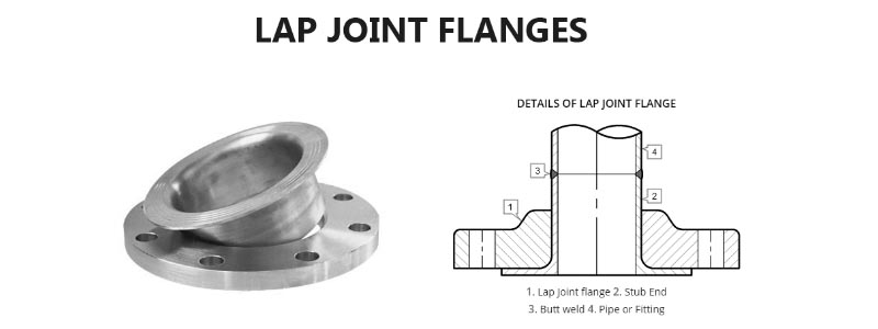 Lap Joint Flanges manufacturers supplier in india