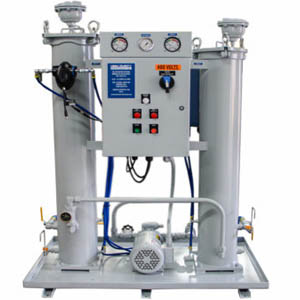 Oil Purification System Supplier