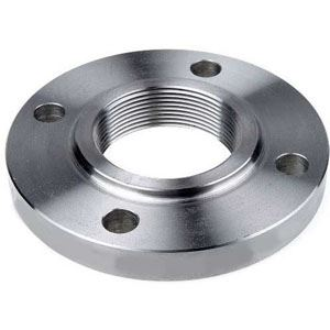 Duplex Steel Screwed/Threaded Flanges Stockists