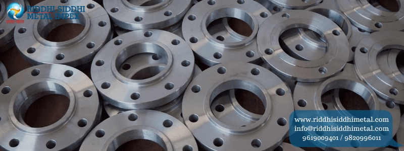 ASTM A182 F316 Stainless Steel Flanges Manufacturer