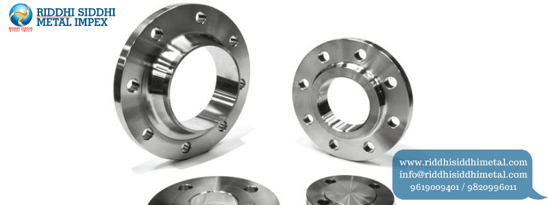 ASTM A182 F316Ti Stainless Steel Flanges Manufacturer