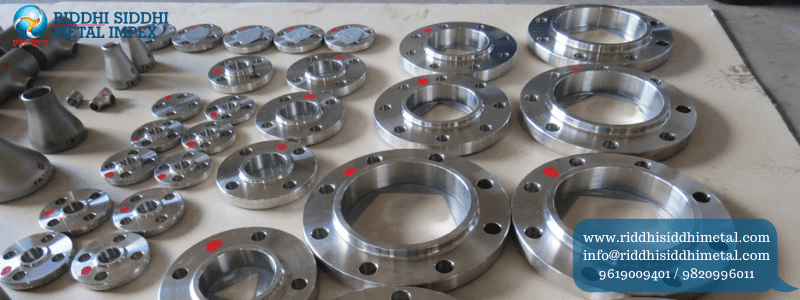 ASTM A182 F317L Stainless Steel Flanges Manufacturer