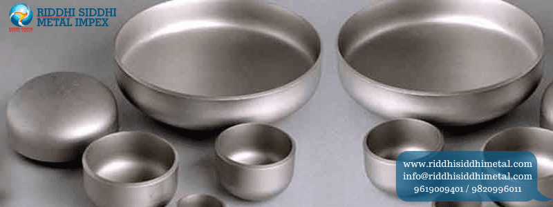 Pipe Fittings End Caps Manufacturers in India