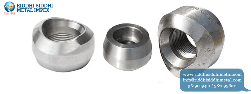 Buttweld Pipe Fittings Outlets Manufacturers in India