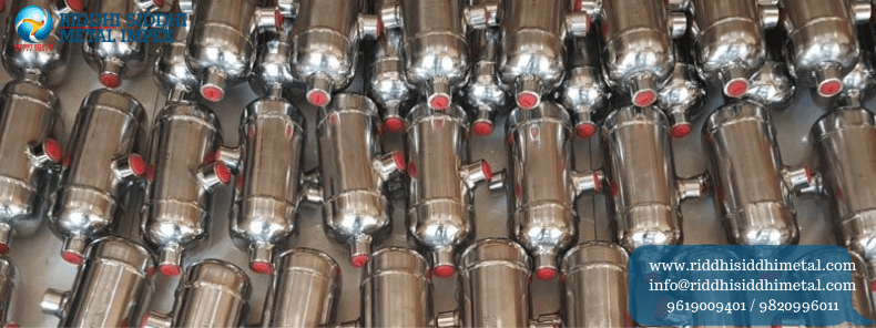 Condensate pot manufacturers supplier in india