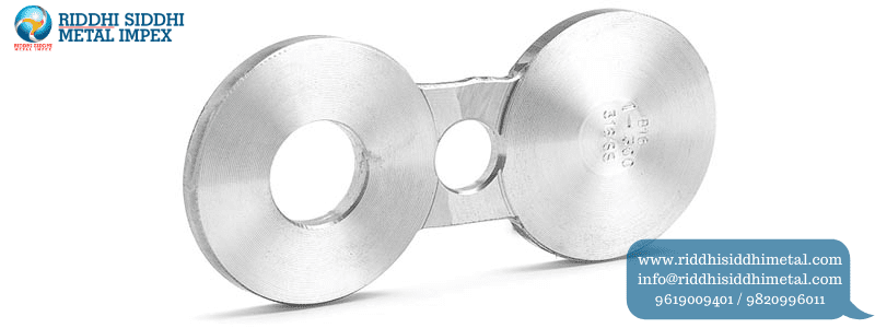 Spectacle Blind Flange manufacturers supplier in india