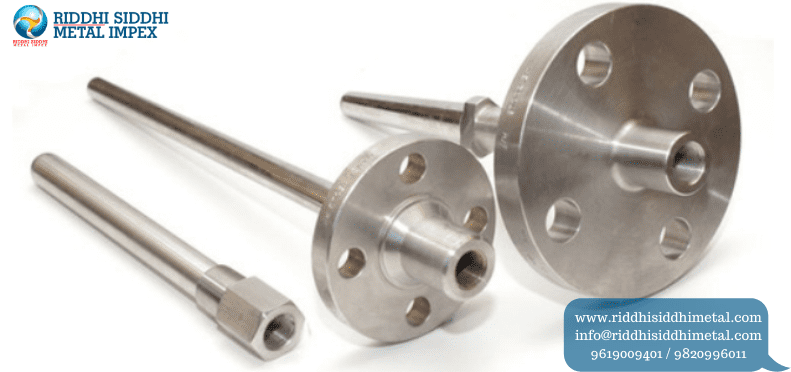 Thermowell Flanges manufacturers supplier in india