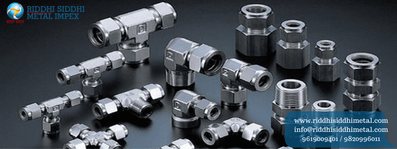 Tube Fittings manufacturers supplier in india