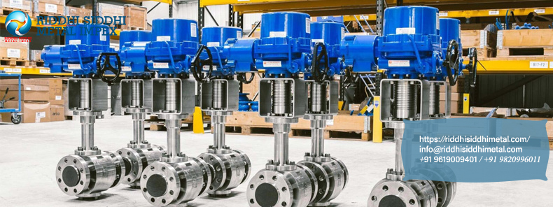 valves manufacturers supplier in india